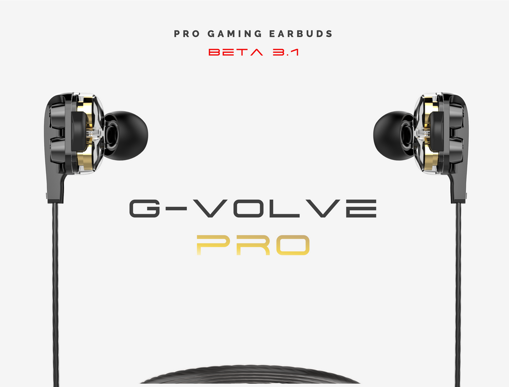 G-VOLVE PRO Gaming Earbuds