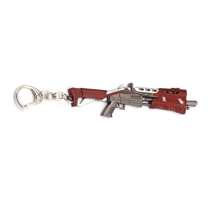 Collectable Weapon Keychain