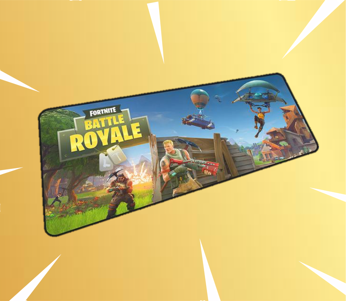 Fortnite Gaming Mousepad (Various Designs)