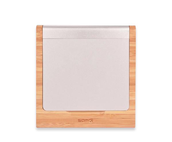Maple Tray for Magic Trackpad