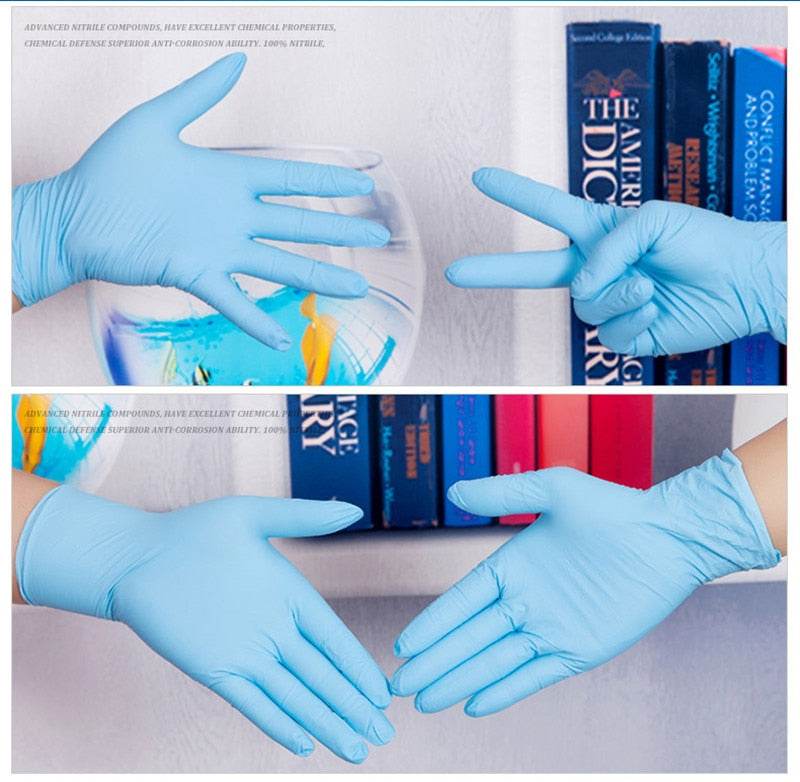 Latex gloves  (20 unids)