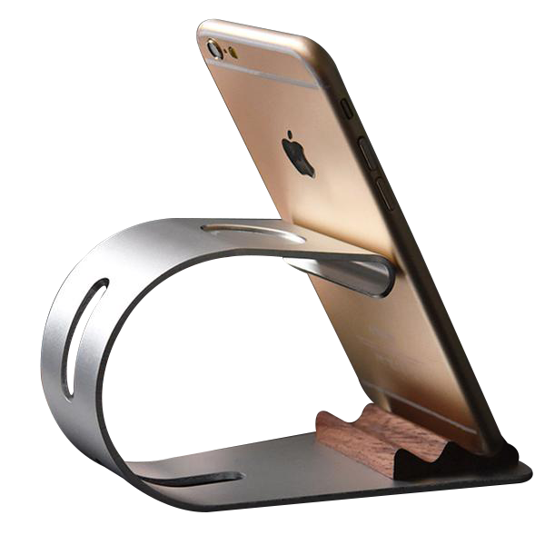 Aluminium Stand for Apple Watch and iPhone
