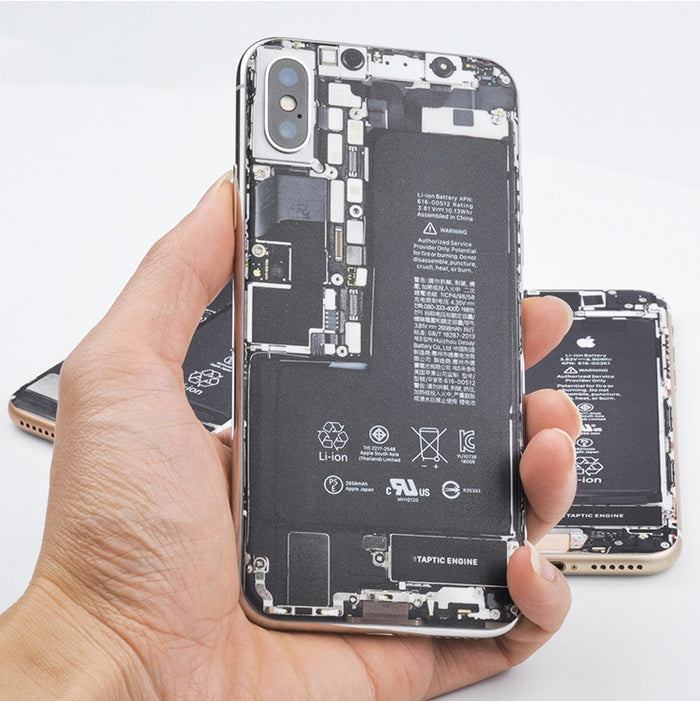 Inside Iphone Skins