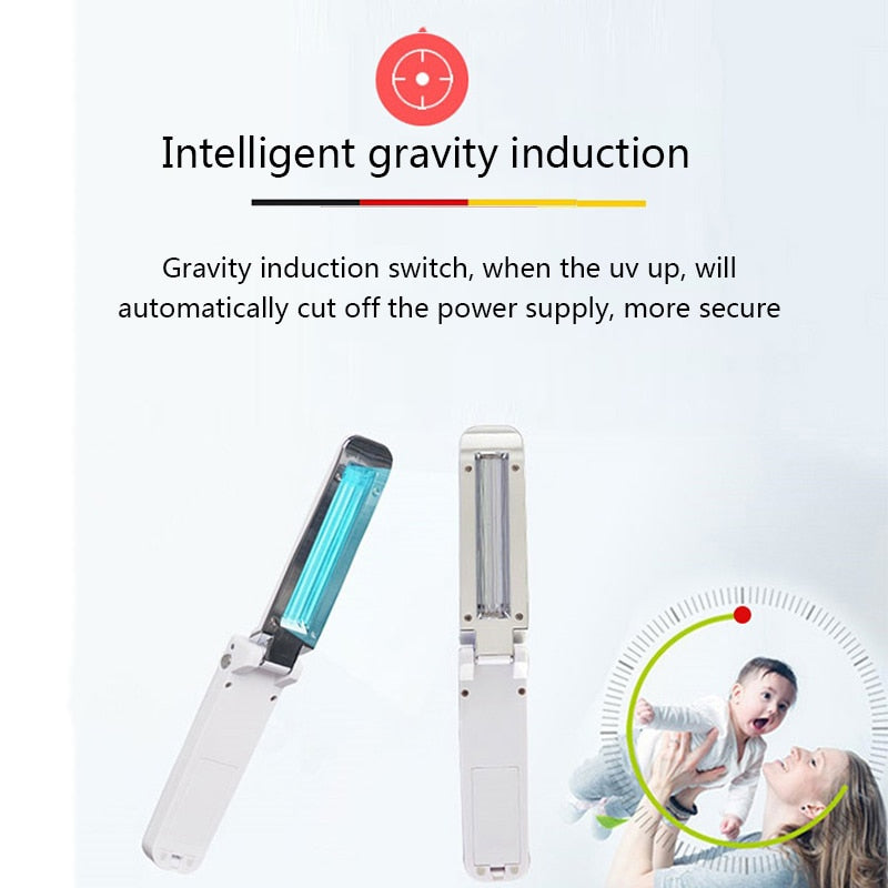 Portable Object/Pet UV Sterilization Wand