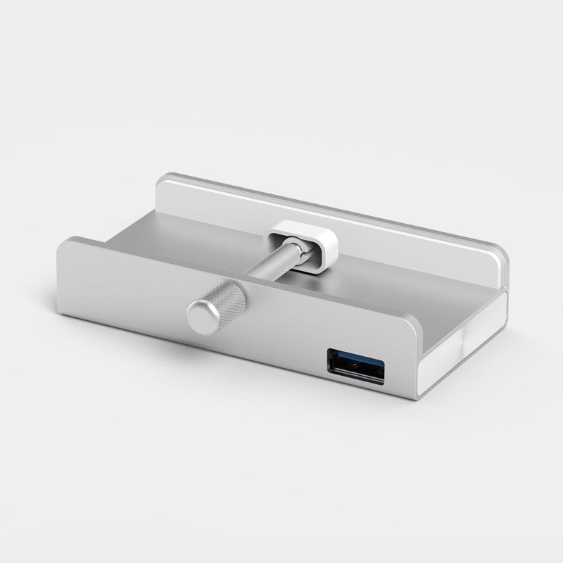 Aluminum Clamp Usb-Hub