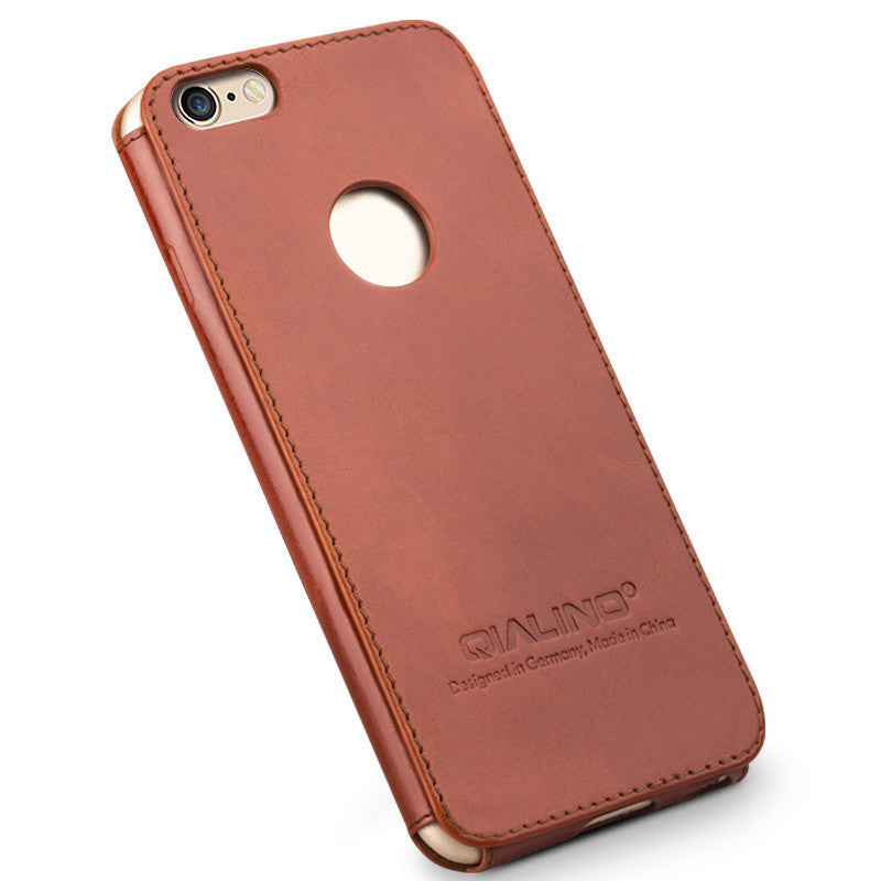 Qialino Leather Case for iPhone 6/6s