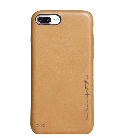 Vintage Genuine Leather Case for iPhone 7 Plus