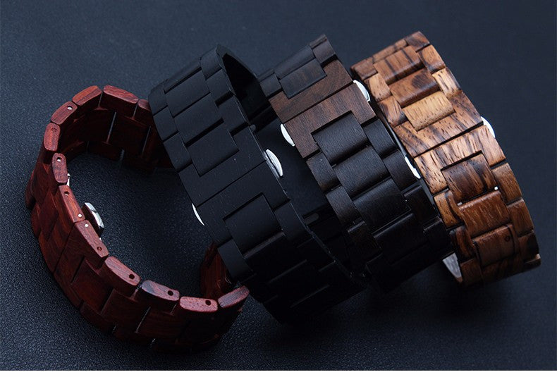 wood Bracelet  ( Different colors )