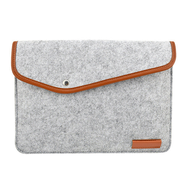 Wool Felt Macbook Sleeve