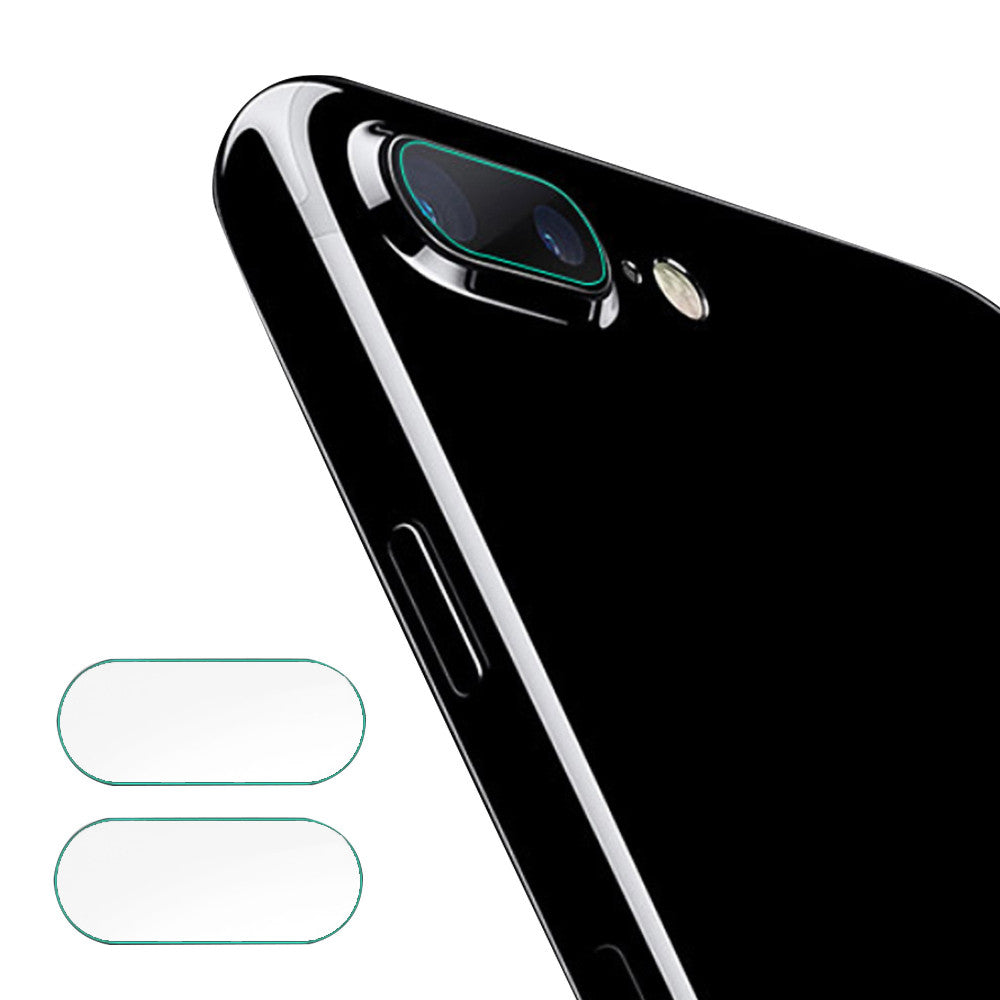 Vosone® Tempered Glass Camera Protector for iPhone 7 and 7 Plus ( 2 Pcs )