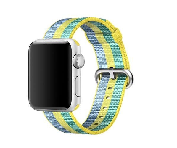 Woven Nylon Watch Band