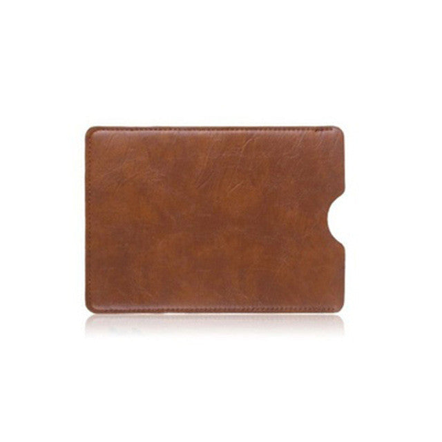 Leather Pattern Sleeve For iPad