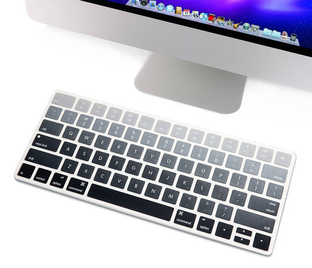 Gradient Waterproof Cover for New Magic Keyboard (US)