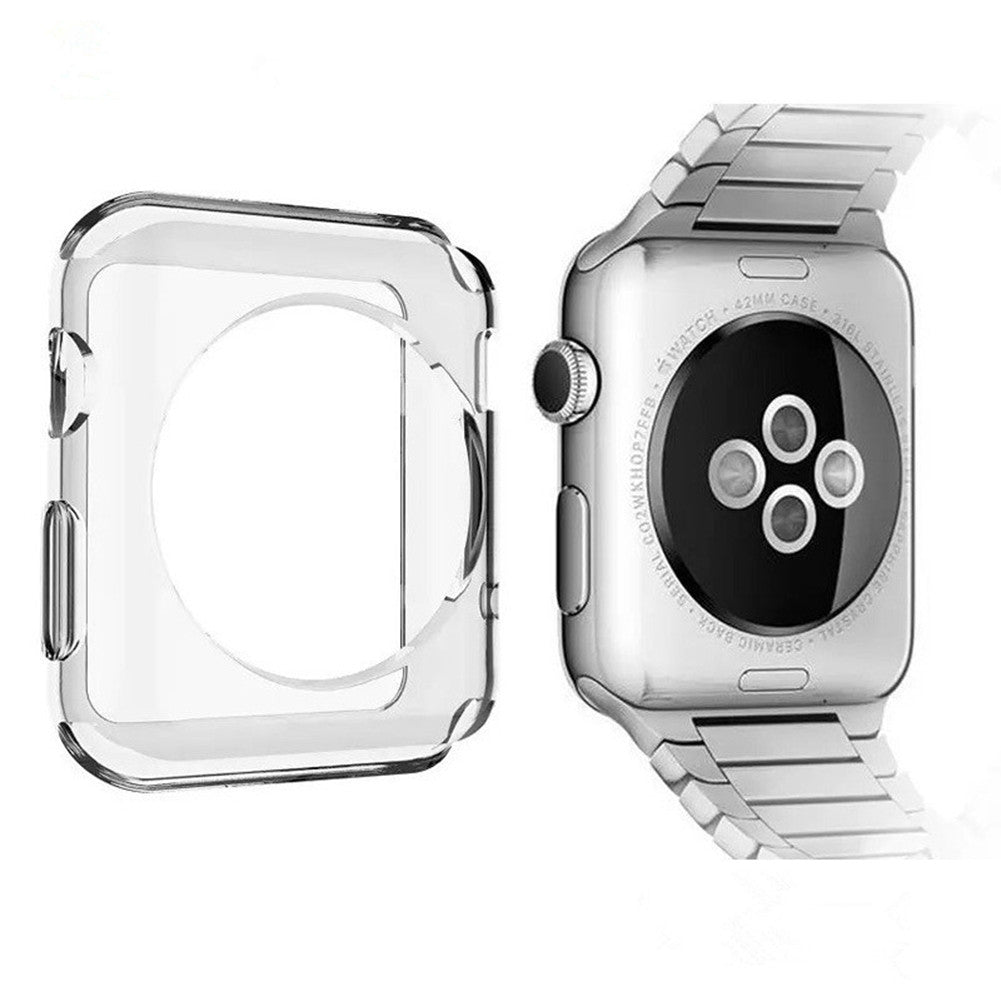 Clear Case for Apple Watch