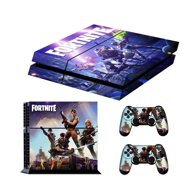Ps4 Console/Controller Fortnite Screen