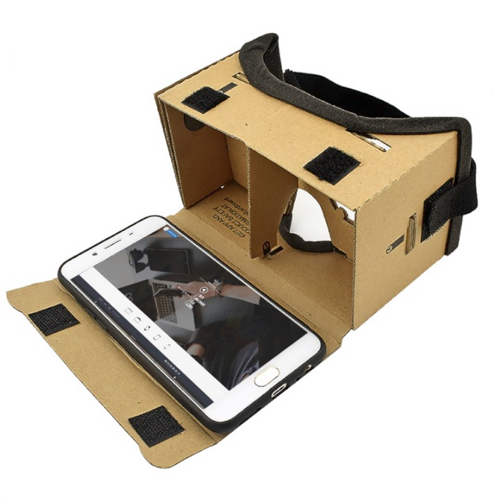 VR Headset ( Carboard )