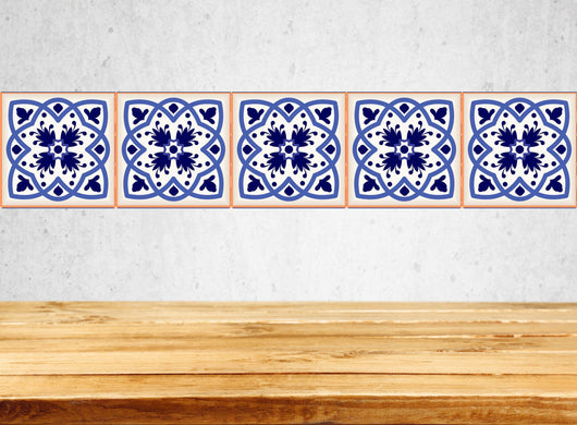 Set of 24 Tiles Decals adhesivo de azulejo Tiles Stickers Tiles for walls Kitchen Bathroom decals home decor A10