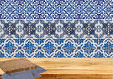 Mixed TILE ceramic Portuguese wall Set of 24 Kitchen Bathroom ceramic Mexican Decals Stickers walls Accessories H302