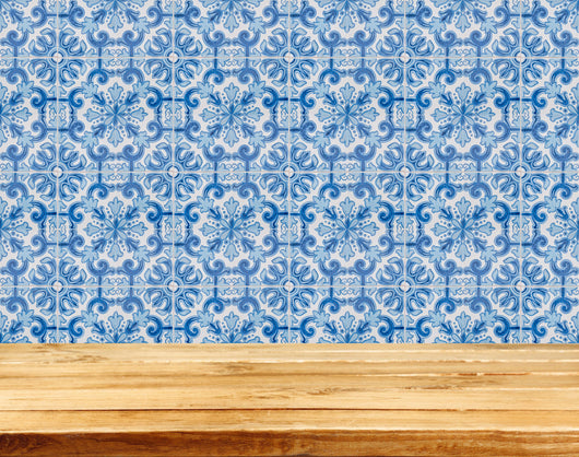 Tiles Decals Set of 20 Spanish Portuguese Tiles Decals Tile Stickers wall mural Kitchen Bathroom tiles  H23