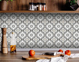 Copy of Decorative Tile stickers set of 24 Peel & Stick