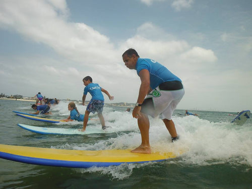Adult Group Surfing Lesson