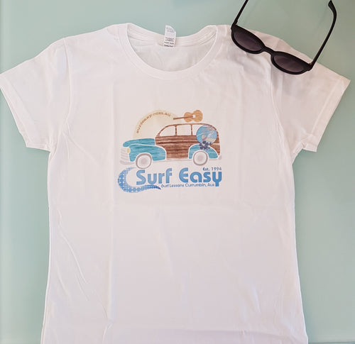 Girls Surf Easy T-Shirt
