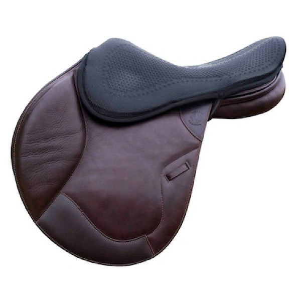 Acavallo Black Gel-In Seat Saver for Comfort in the Saddle