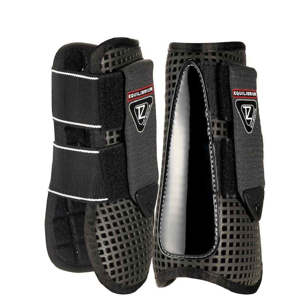 Equilibrium Trizone Open Fronted Tendon Boots