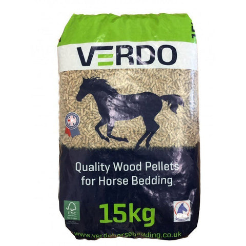 Verdo Wood Pellet Horse Bedding (No Delivery - PE12 Collection Only)