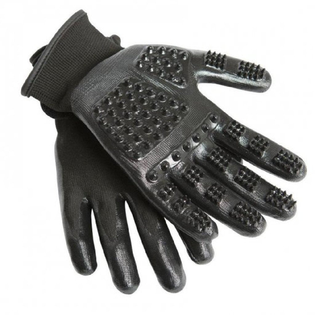 Hands-On Horse Grooming Gloves