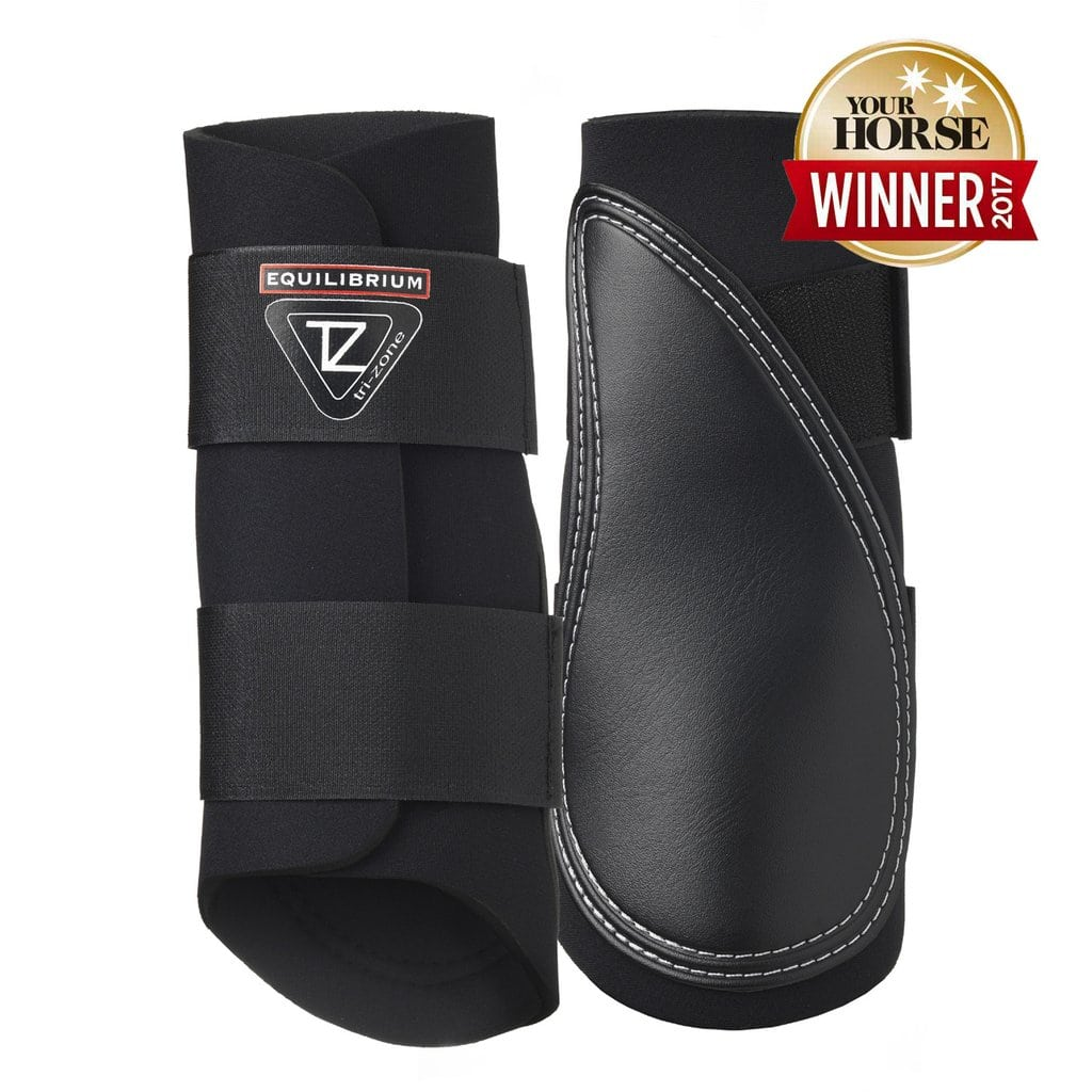 Equilibrium Trizone Brushing Boots - Award Winners!