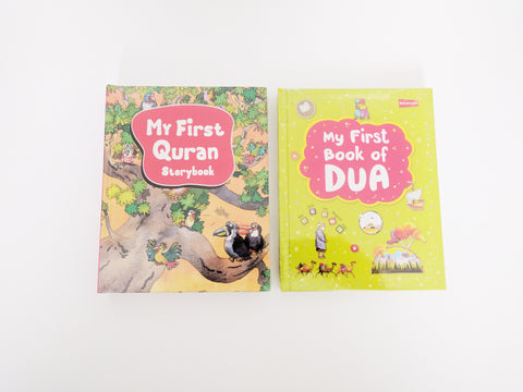 My First Quran and Dua Bundle - minimuslimplayground