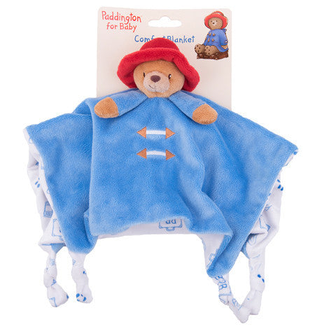 Paddington Comfort Blanket - minimuslimplayground