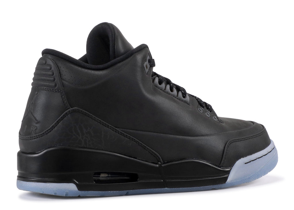 "AIR JORDAN 3 ""5LAB3 BLACK REFLECTIVE"""