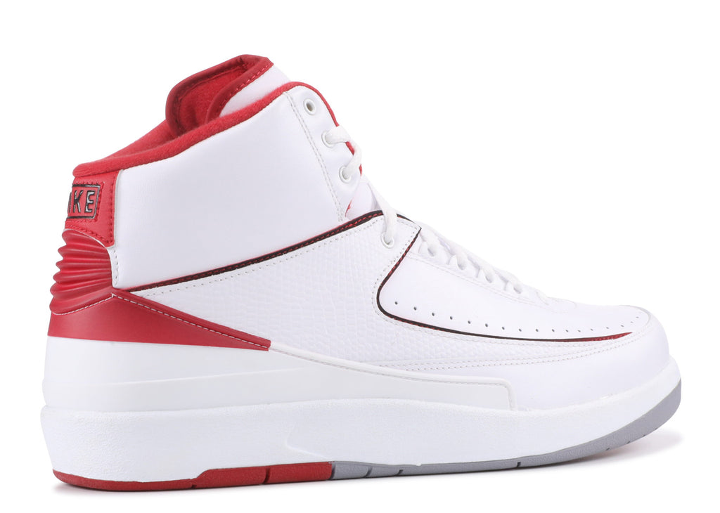 "AIR JORDAN 2 ""GYM RED"""