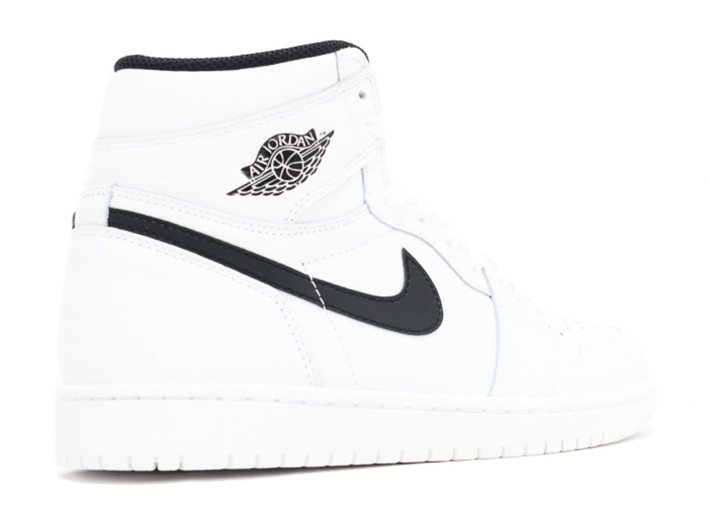 AIR JORDAN 1 'YING YANG WHITE'