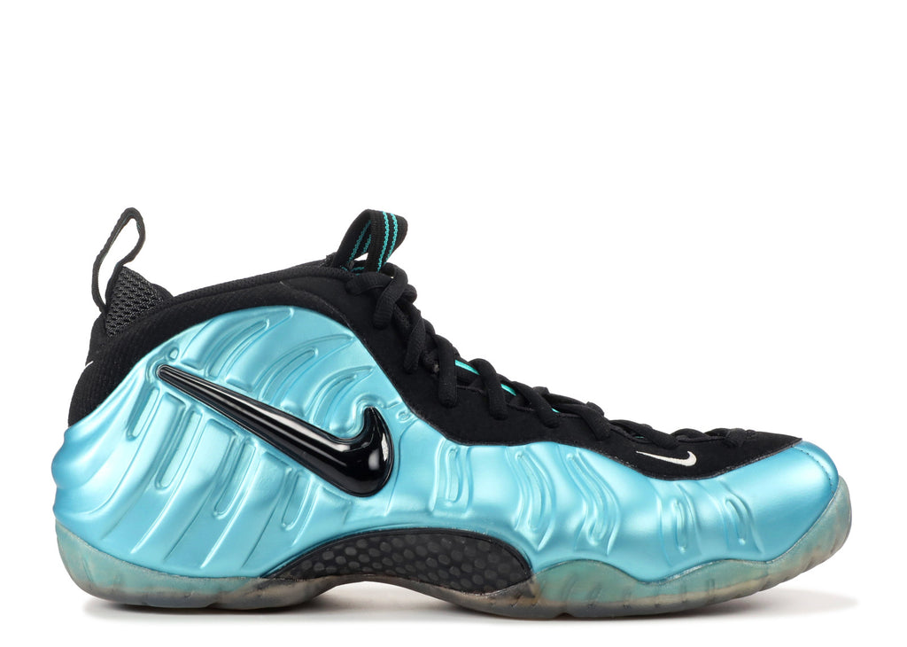 "AIR FOAMPOSITE ONE ""ELECTRIC BLUE"" ***USED/中古***"