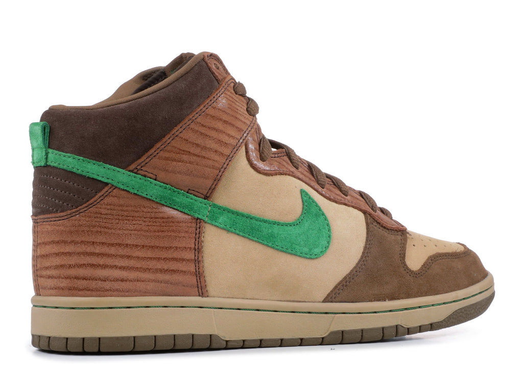 "NIKE DUNK SB ""WOOD GRAIN"""