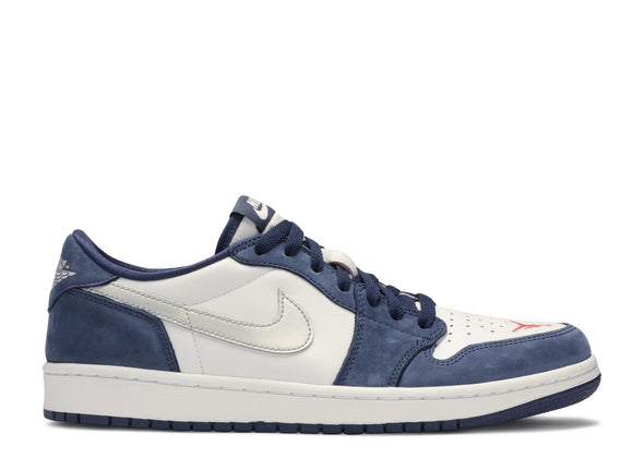 "AIR JORDAN 1 LOW SB ""MIDNIGHT NAVY"""