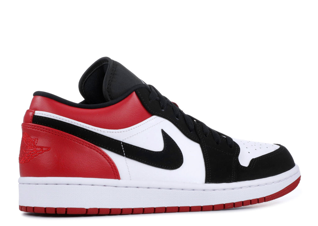 "AIR JORDAN 1 LOW ""BLACK TOE"""