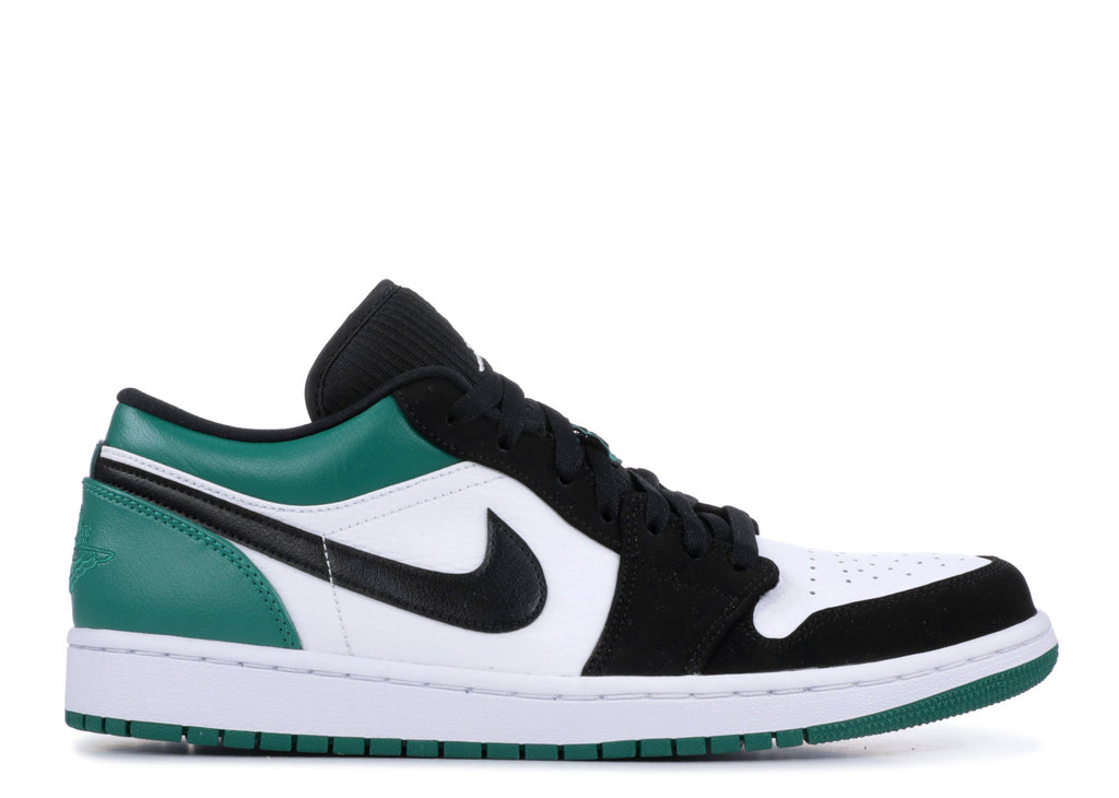 "Air Jordan 1 Low ""Mystic Green"""