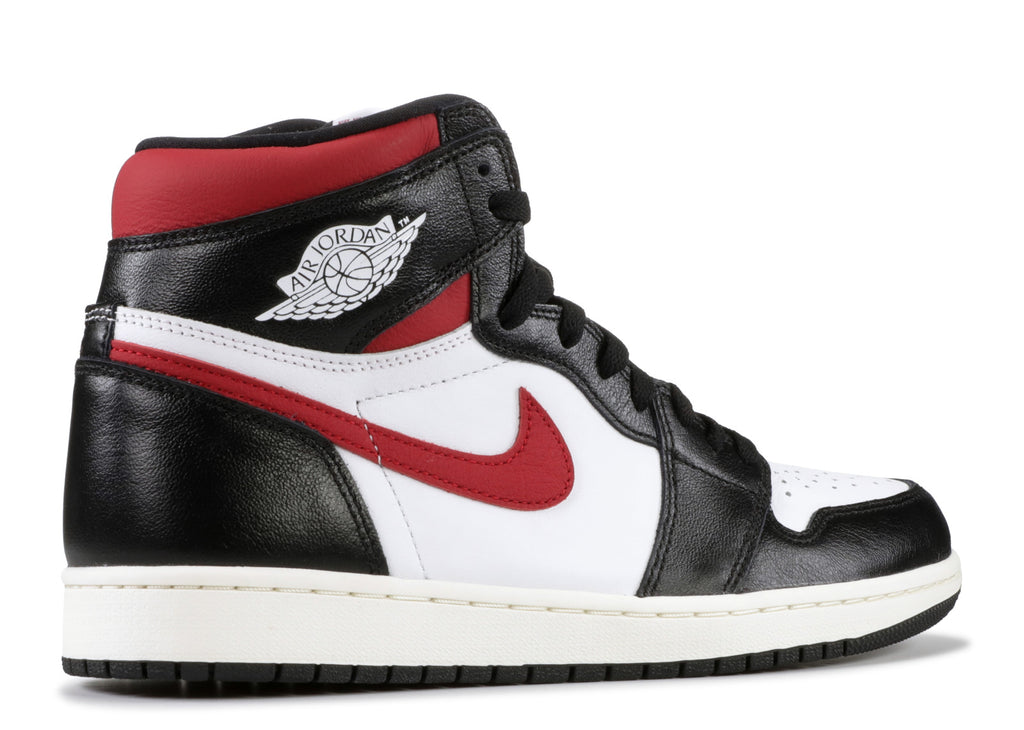 "AIR JORDAN 1 ""BLACK GYM RED"""