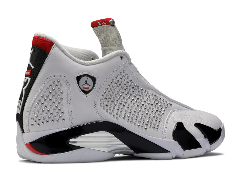 "AIR JORDAN 14 RETRO SUPREME ""WHITE"""