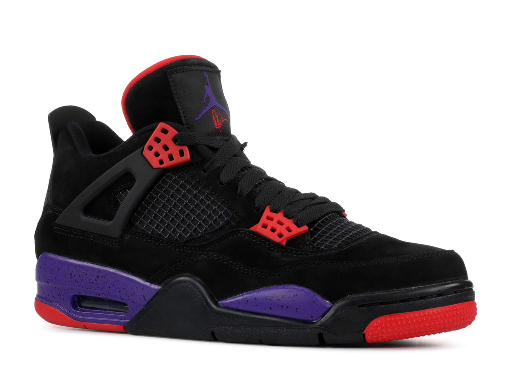 "AIR JORDAN 4 ""RAPTORS DRAKE SIGNATURE"""