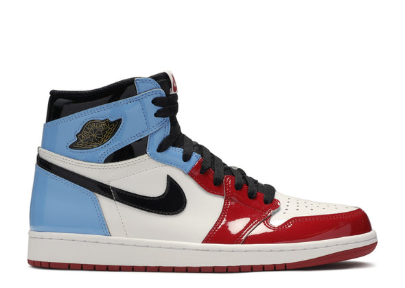 AIR JORDAN 1 FEARLESS 'UNC/CHICAGO'