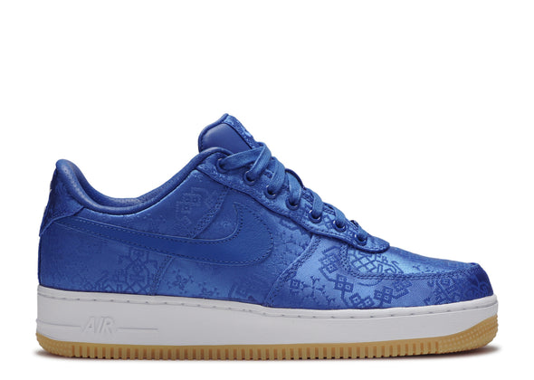 "AIR FORCE 1 X CLOT ""BLUE SILK"""