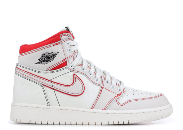 "AIR JORDAN 1 ""PHANTOM GYM RED"""