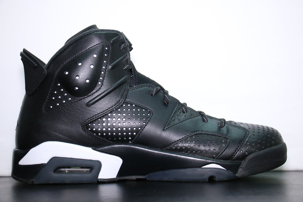 "AIR JORDAN 6 ""BLACK CAT"" ***USED/ 中古***"