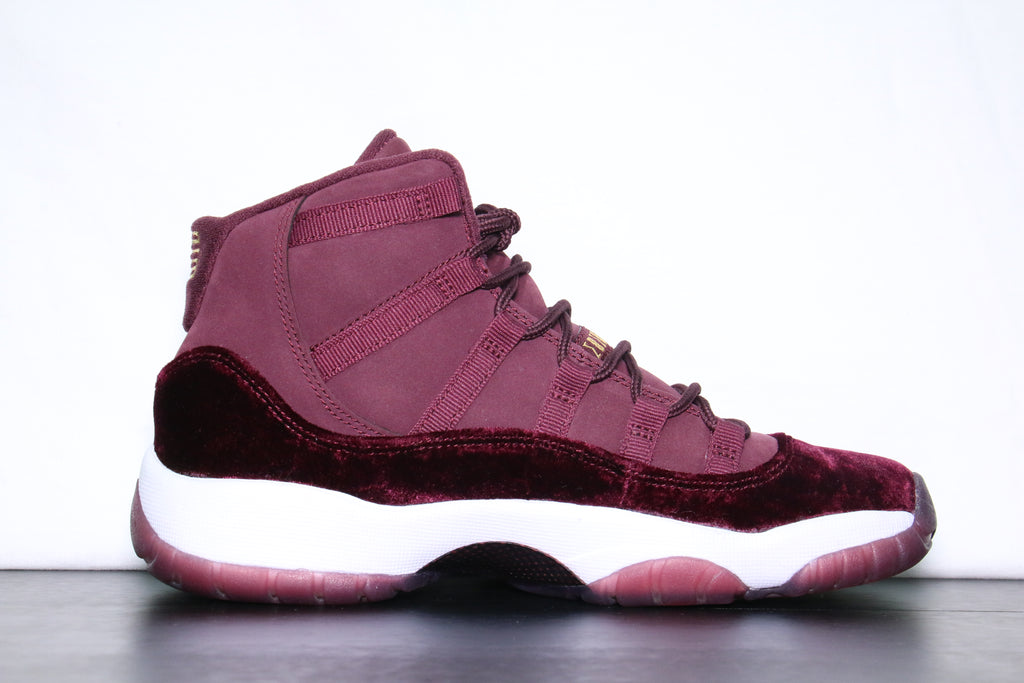 "AIR JORDAN 11 ""RED VELVET"" ***USED/ 中古***"