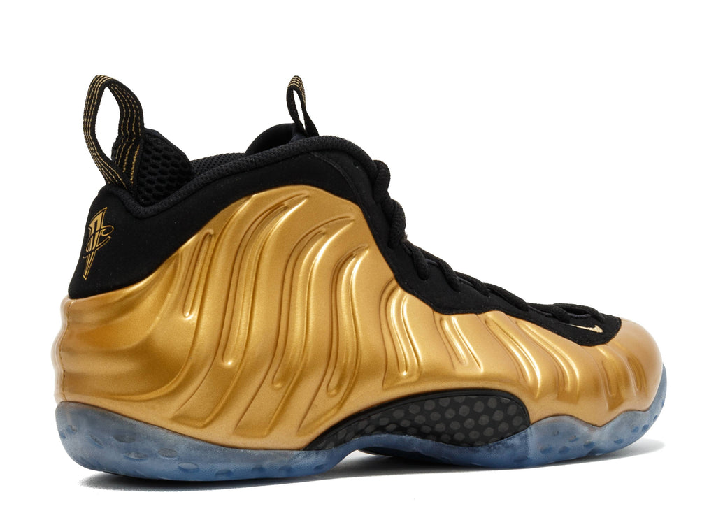 "AIR FOAMPOSITE ONE ""METALIC GOLD"""